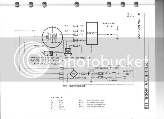 Suzuki DT6 Rectifer battery charging question - TinBoatsnet