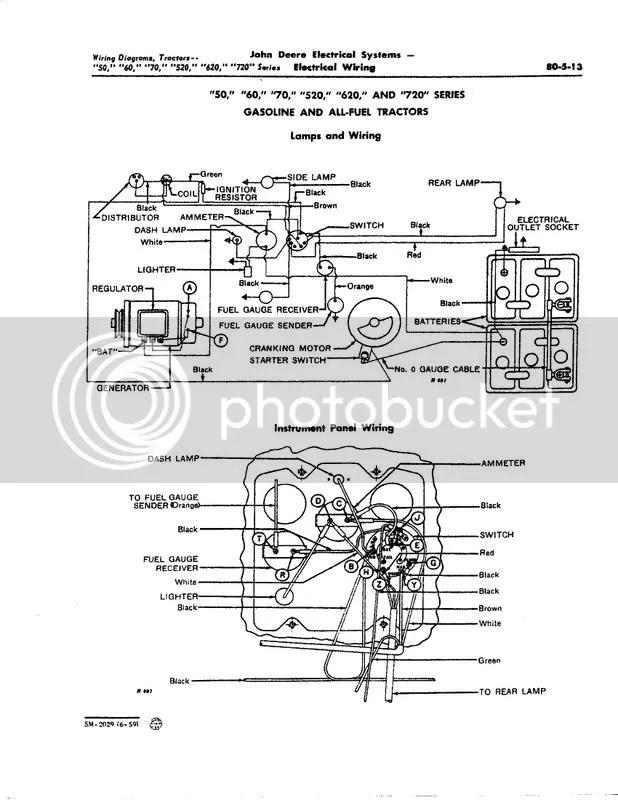John Deere Electrical Schematics Wiring Diagram