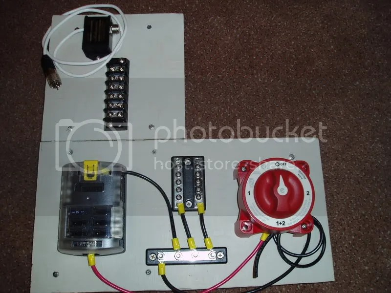 Fuse Box On Boat - Wiring Diagram Progresif