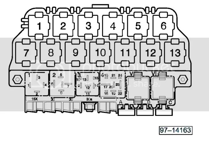 Tdi Fuse Diagram