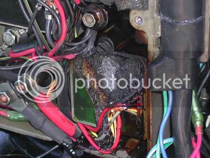 96 40HP Merc bad rectifier/regulator Page 1 - iboats Boating Forums