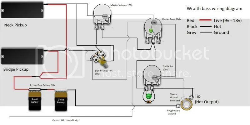warwick active bass pickup wiring diagram