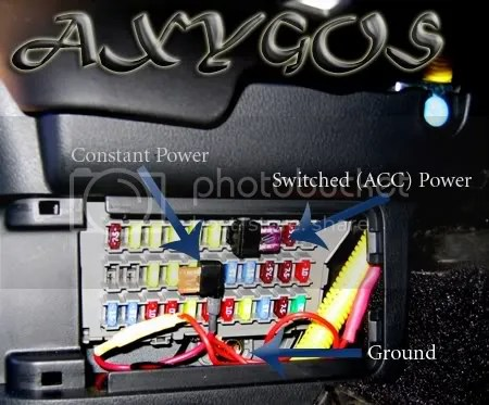 Acura Tsx Fuse Box Wiring Diagram
