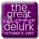 The Great Mofo Delurk 2007