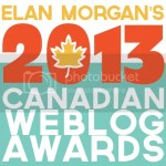 2013 Canadian Weblog Awards