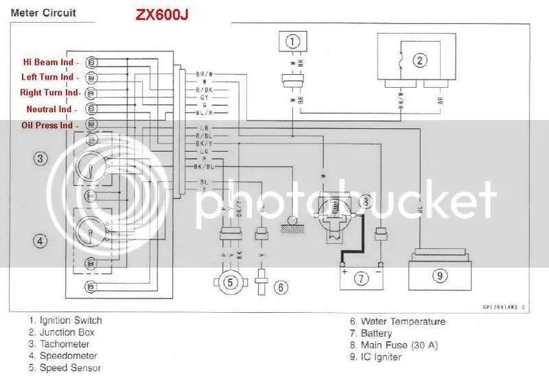 03 Kawasaki 636 Wiring Diagram - Wiring Data Diagram