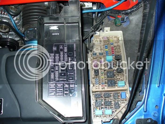 Rx8 Fuse Diagram - Wiring Diagrams