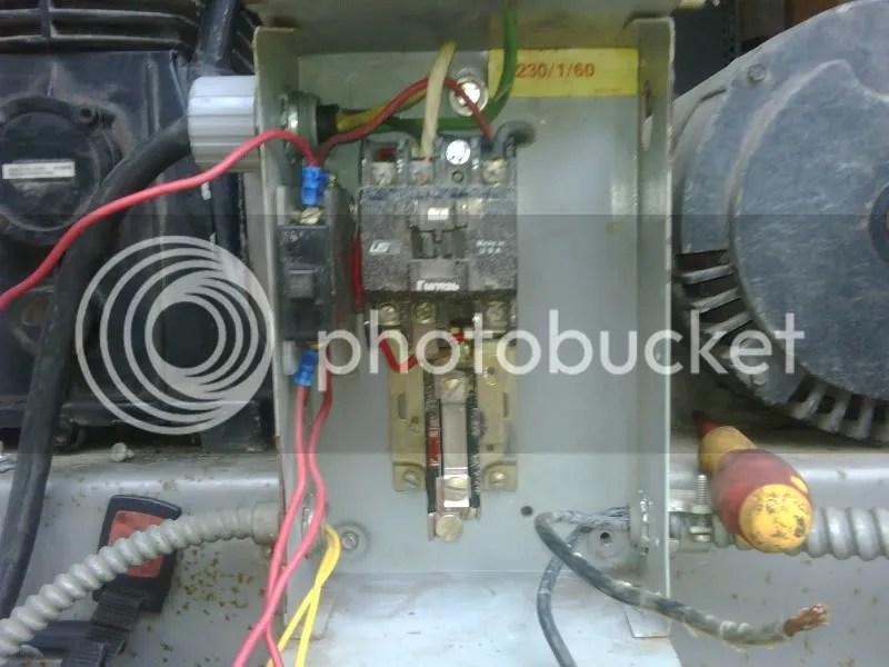 air compressor 240v wiring diagram wiring diagram magnetic starter