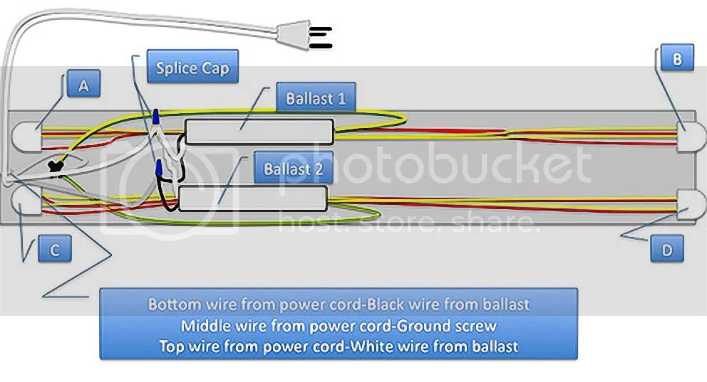 program diagram 4 lamp ballast wiring ballast replacement project