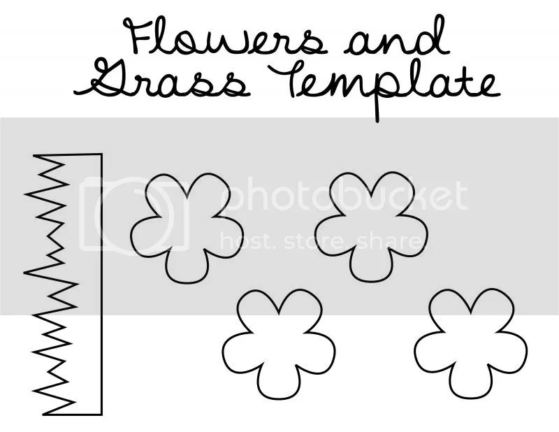KareWares DIY Revisited Mother\u0027s Day flower pot with template