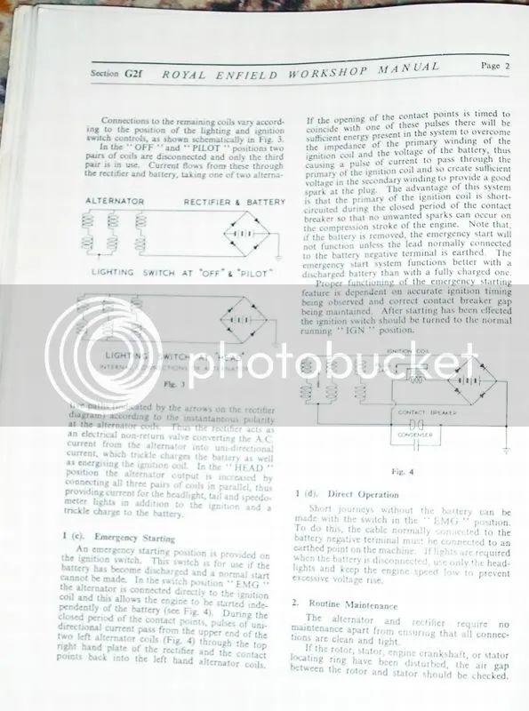 1960 bsa a10 wiring diagram