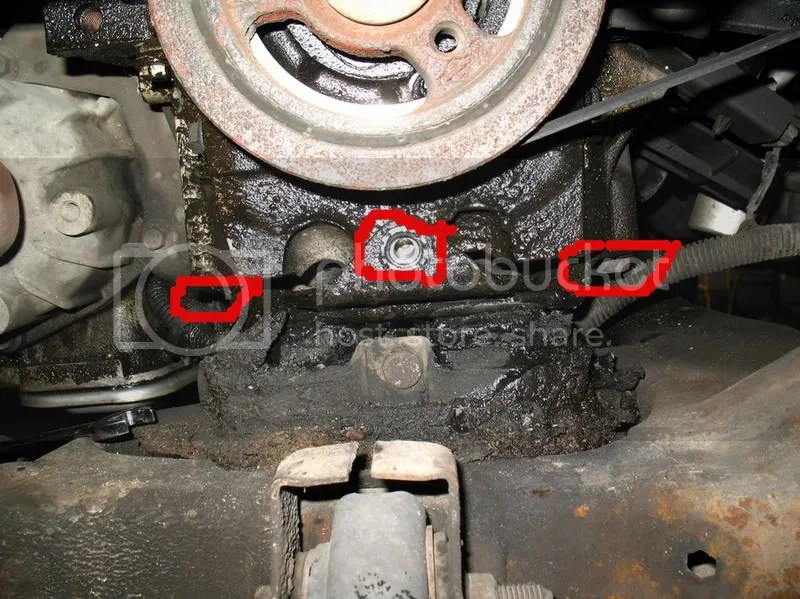 3100 Lower Motor Mount Replacement Write-Up - FAQs and Technical
