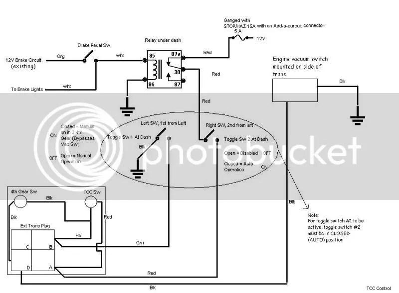 Wiring Diagram For 4l60e Transmission Wiring Diagram