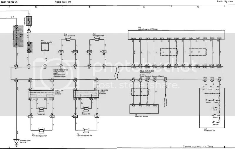 99 4runner speaker wiring diagram