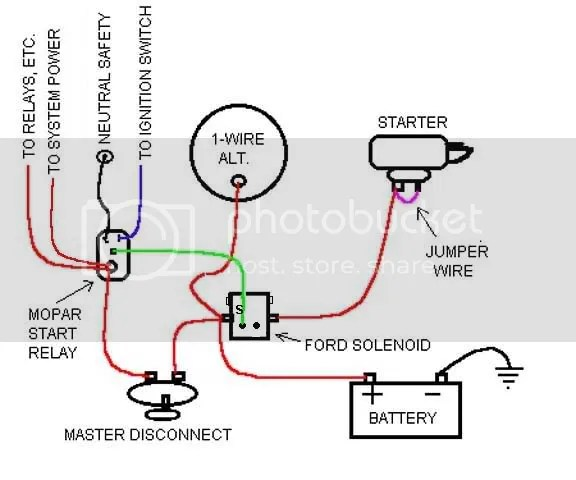 Powermaster Alternator Wiring Diagram Electronic Schematics