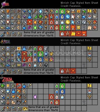 Zelda Iphone Wallpaper Zelda Heart Sprite Sheet