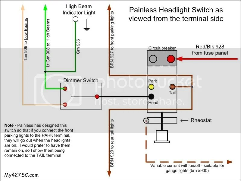 Headlights Wiring Diagram - Rjvvegenerostore \u2022