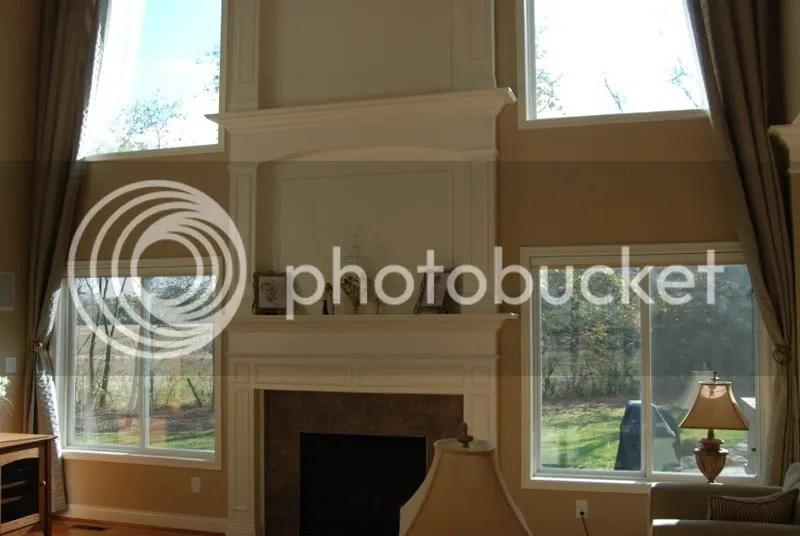 Huge Fireplace Mantel Decorating Help Needed Babycenter
