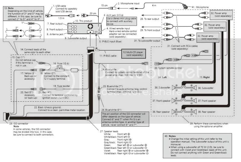 Iso Car Stereo Wiring Diagram Wiring Diagram