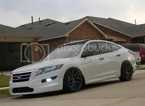 For the nay sayers and haters of the crosstour! please enjoy - Honda