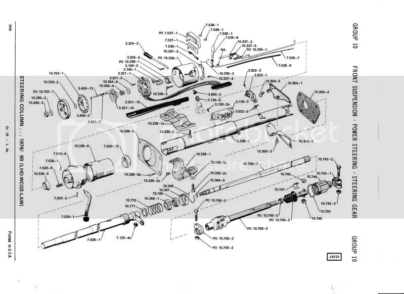 cj7 steering column wiring diagram