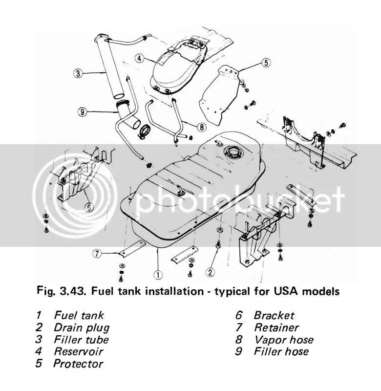 240z Smog Pump Diagram Wiring Schematic Diagram