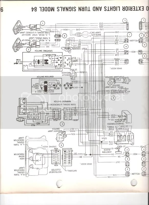 Chris Craft Electrical Diagram Wiring Schematic Diagram