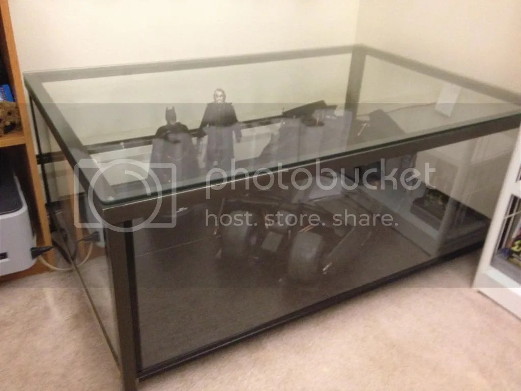 Ikea Vittsjo Coffee Table Ikea Granas Coffee Table Become Awesome Display Case