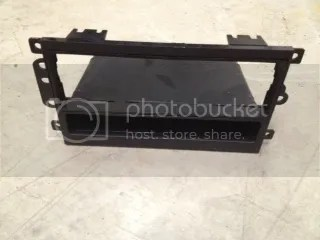 Double Din To Single Din Mounting Brackets Chevy Truck