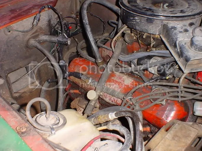 1972 Scout II Engine Wiring BinderPlanet