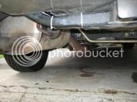 My RalliTek 22mm rear swaybar odyssey - Subaru Outback ...