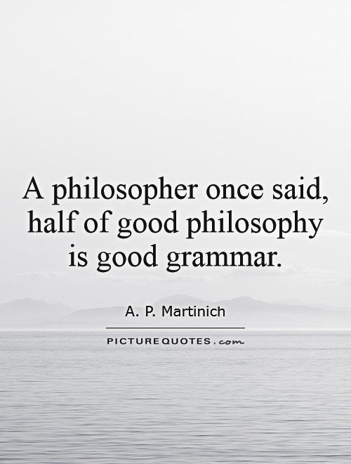 A P Martinich Quotes  Sayings (3 Quotations)