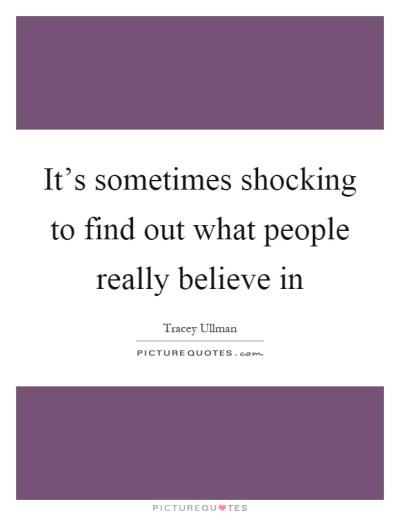 Shocking Quotes | Shocking Sayings | Shocking Picture Quotes