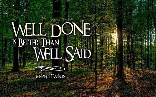 Job Well Done Quotes \ Sayings Job Well Done Picture Quotes - job well done