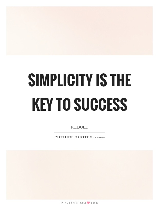 The Key To Success Quotes  Sayings The Key To Success Picture Quotes