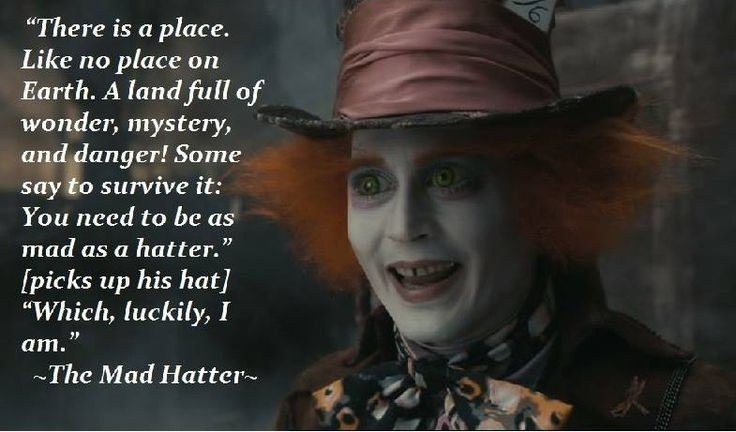 Cheshire Cat Quote Wallpaper Mad Hatter Quotes Mad Hatter Sayings Mad Hatter