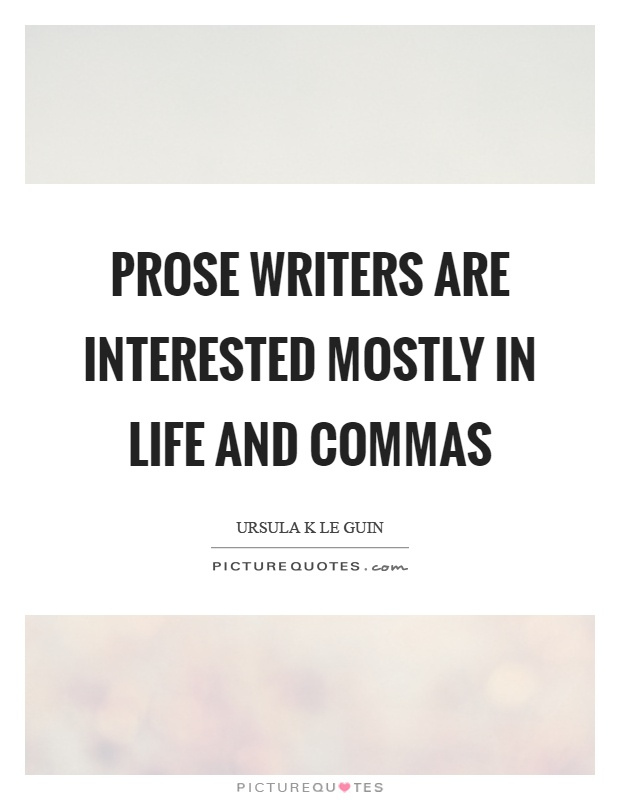 Commas Quotes Commas Sayings Commas Picture Quotes