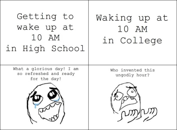 High School Vs College Quote Quote Number 608364 Picture Quotes