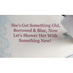 Small Crop Of Bridal Shower Quotes