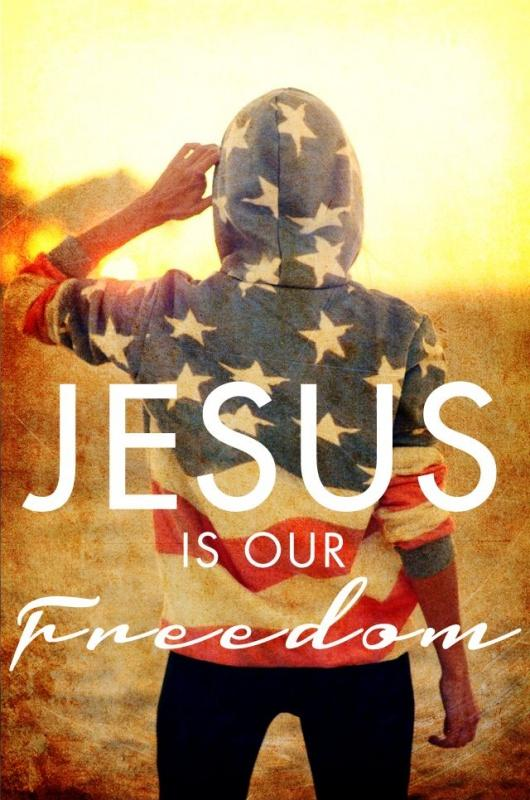 Sad Love Quotes For Him Wallpaper Jesus Is Our Freedom Picture Quotes