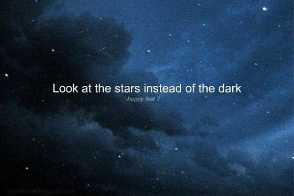 Hd Night Sky With Motivational Quotes Wallpaper For Desktop Star Quotes Star Sayings Star Picture Quotes