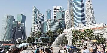 國外旅行 嬰幼兒出國必備用品~跟著小企鵝一起遊新加坡!!