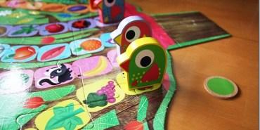 育兒好物|【水果派對】遊戲中培養專注力及手眼協調的好玩桌遊~