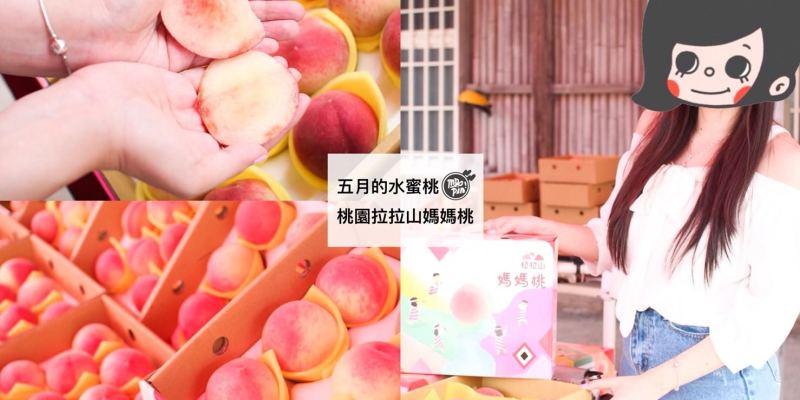 [水蜜桃]桃園拉拉山水蜜桃-五月母親節媽媽桃+拉拉山小烏來景點推薦/鮮甜欲滴皮薄多汁讓你一吃就愛上