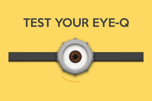 Test Your EYE-Q Here!