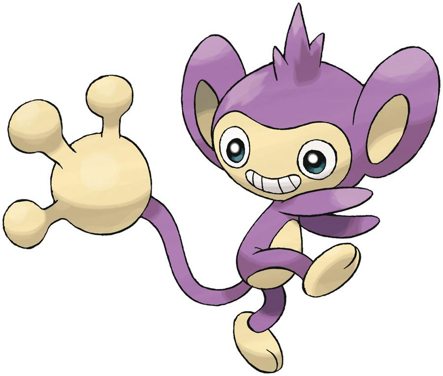 Aipom Pokédex stats, moves, evolution  locations Pokémon Database