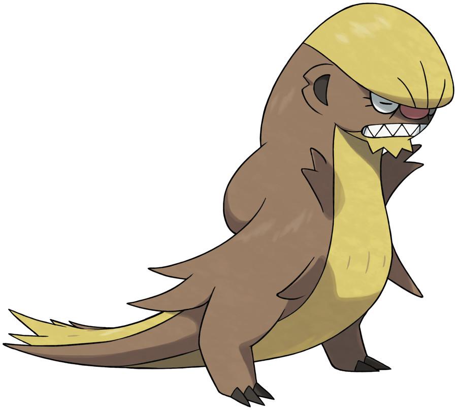 Gumshoos Pokédex stats, moves, evolution  locations Pokémon Database