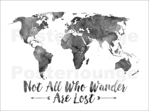 World Map prints  posters from £695 Free delivery Posterlounge