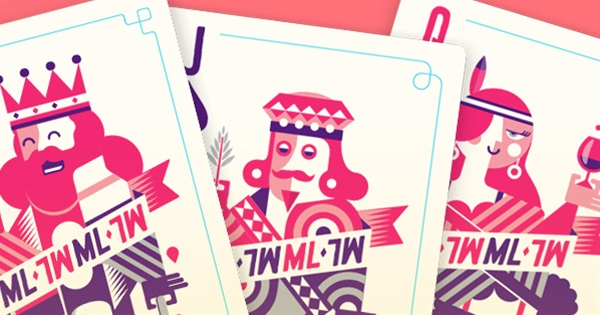 15 Unique  Creative Playing Card Designs Postris