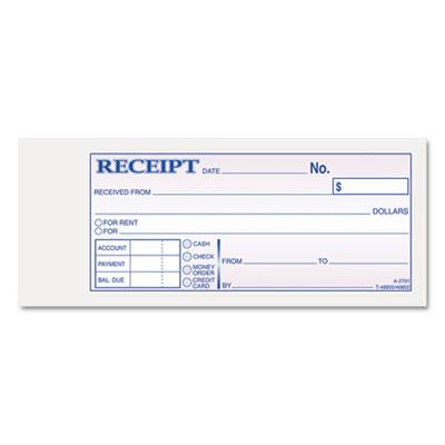 Carbonless money/rent receipt book  Laser Plus Imaging, LLC
